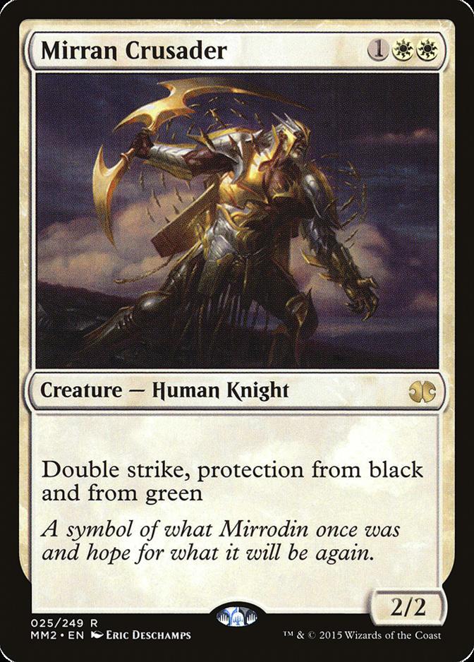 Mirran Crusader [MM2]