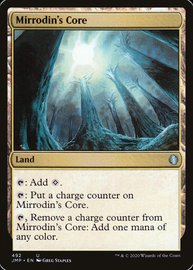 Mirrodin's Core [JMP]