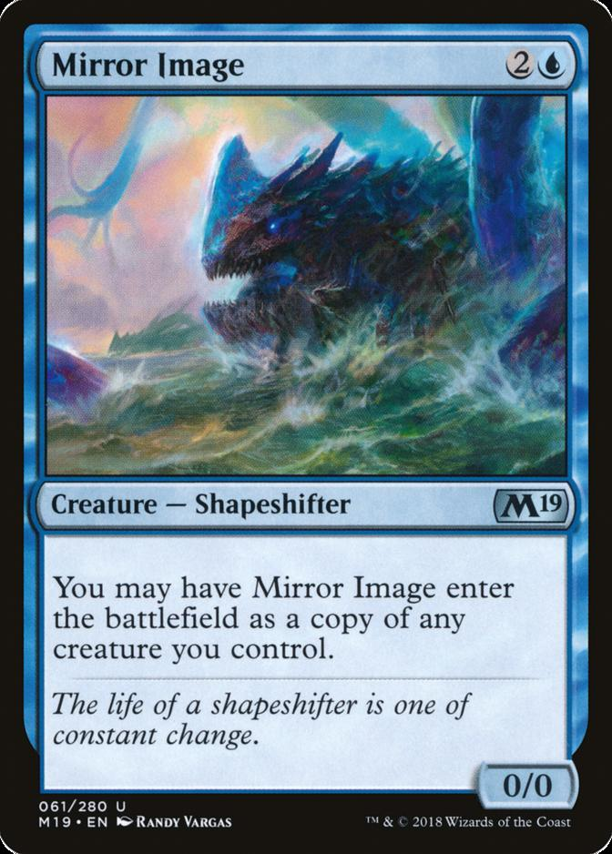Mirror Image [M19]