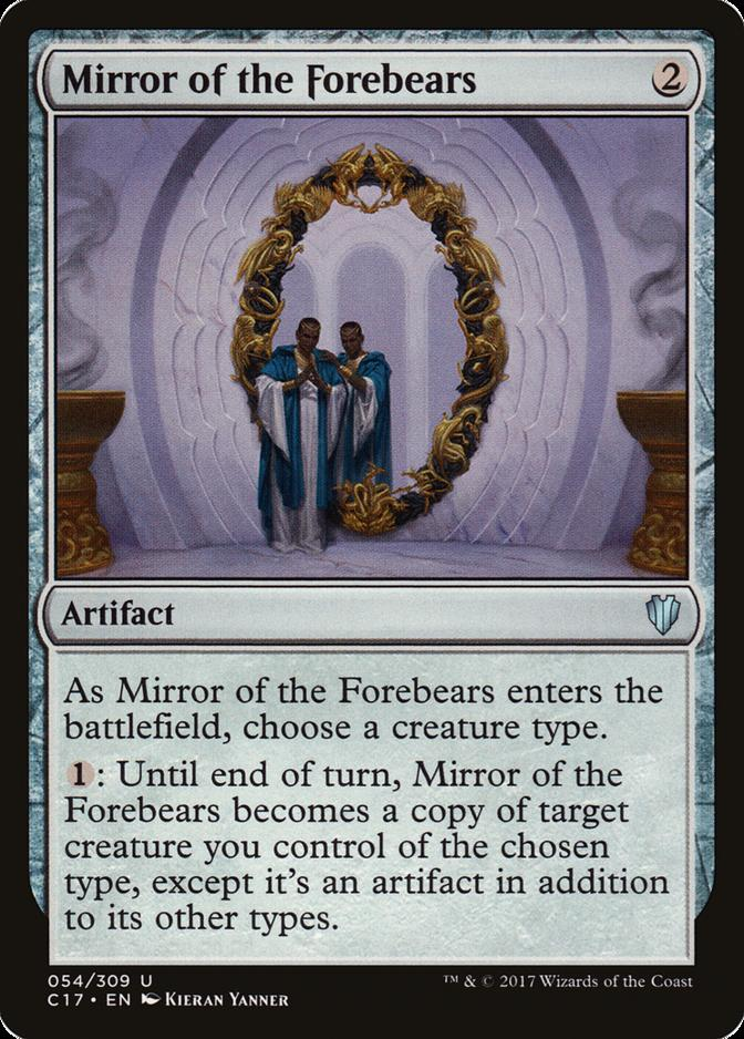 Mirror of the Forebears [C17]