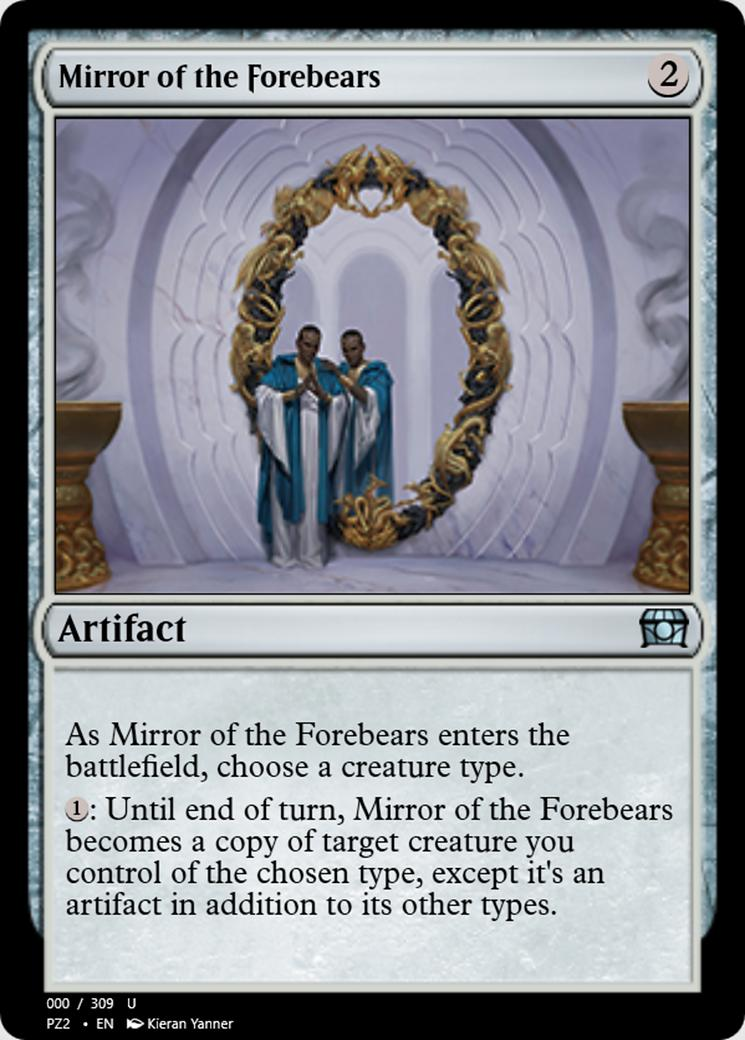 Mirror of the Forebears [PZ2]