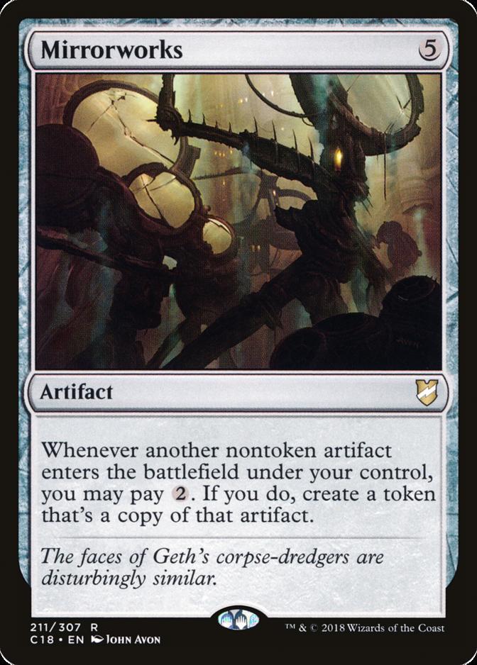 Mirrorworks [C18]