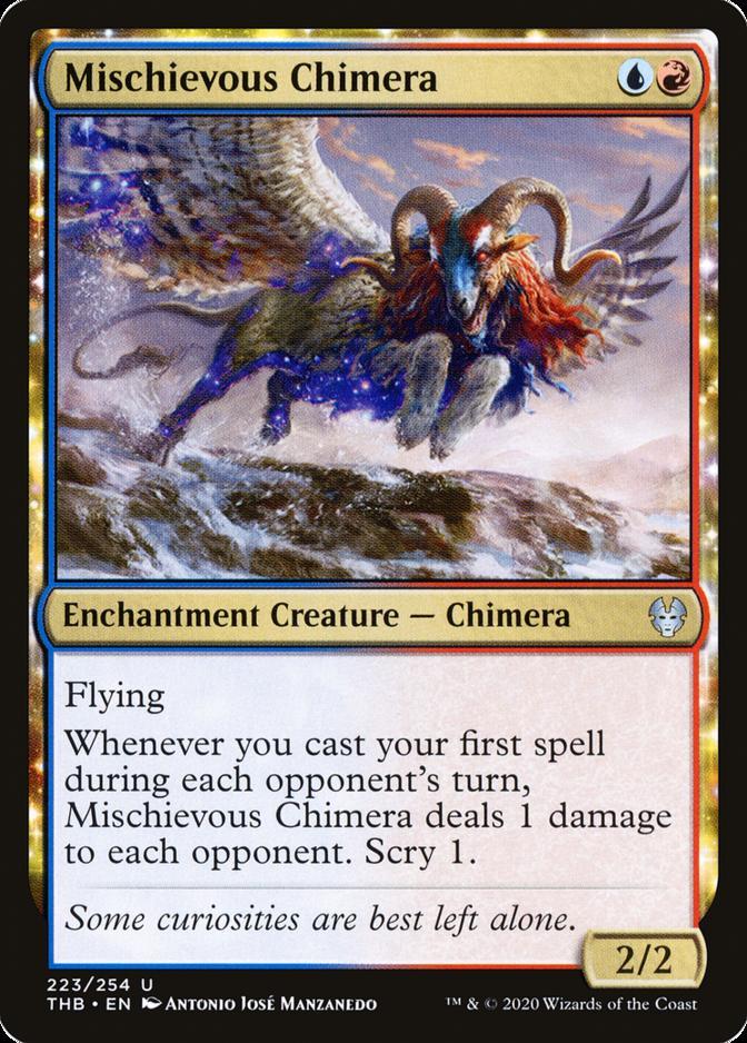 Mischievous Chimera [THB]