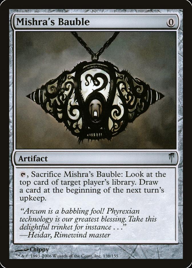 Mishra's Bauble [CSP]