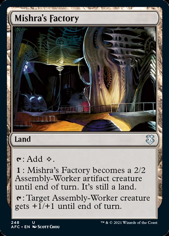 Mishra's Factory [AFC]