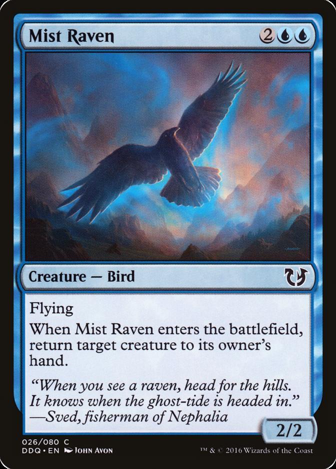 Mist Raven [DDQ]
