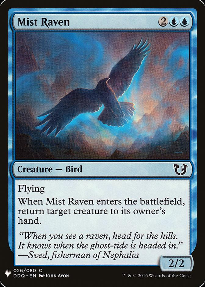 Mist Raven [MB1]