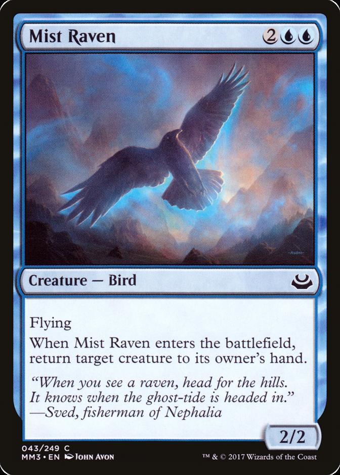 Mist Raven [MM3]