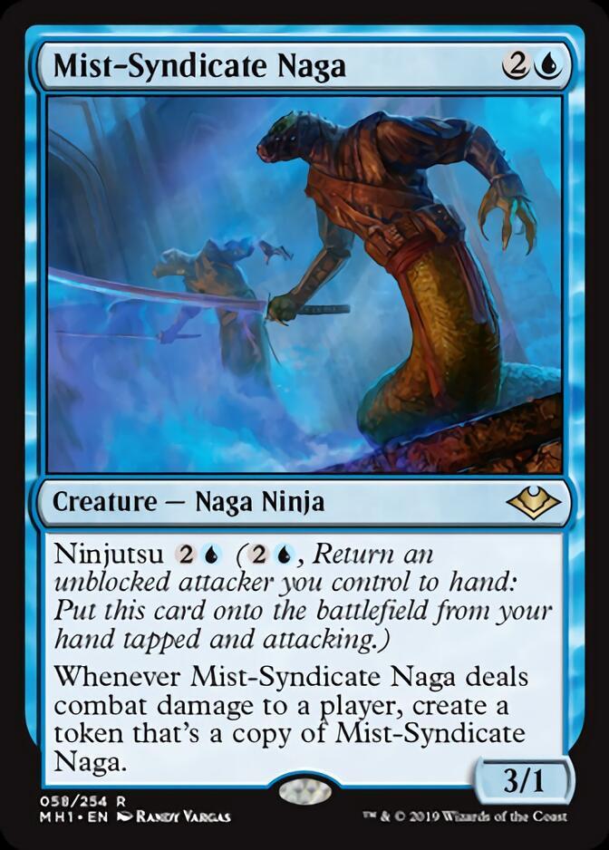 Mist-Syndicate Naga [J21]