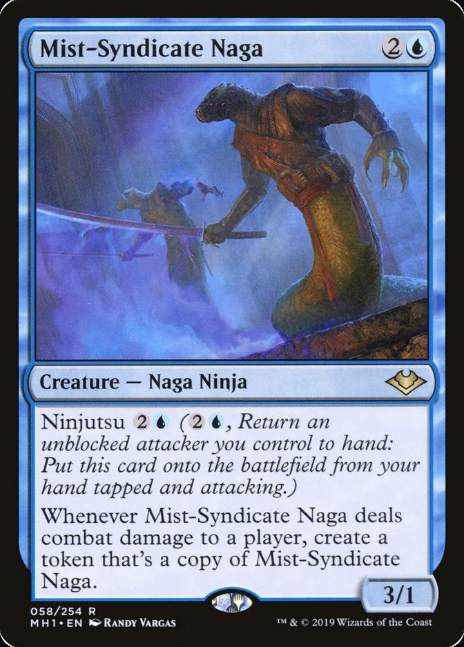 Mist-Syndicate Naga [MH1]