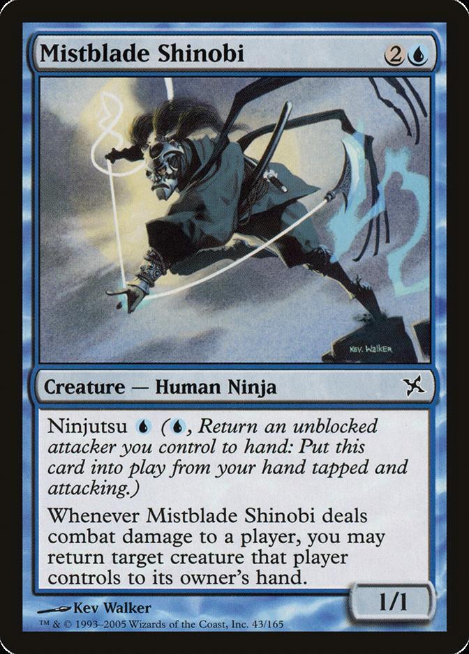 Mistblade Shinobi [BOK]