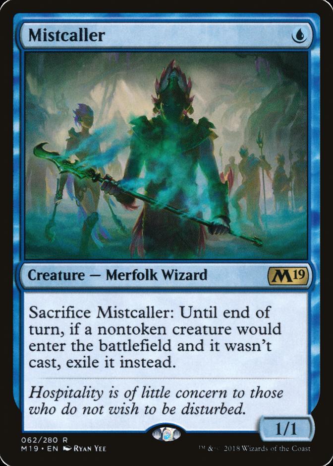 Mistcaller [M19]