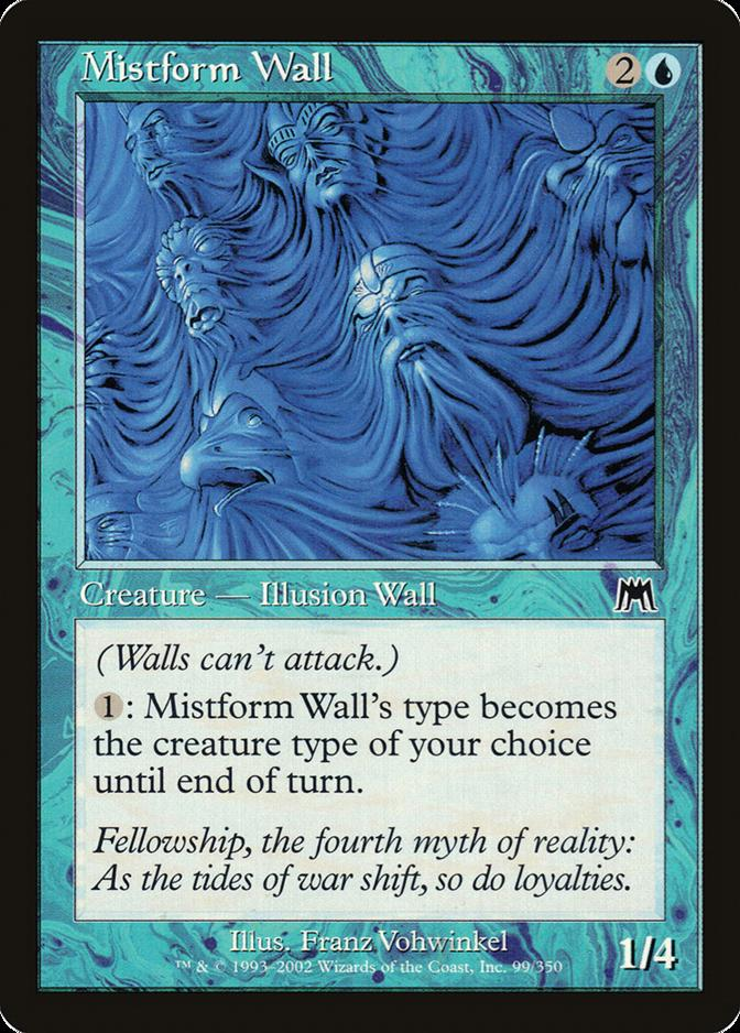 Mistform Wall [ONS]