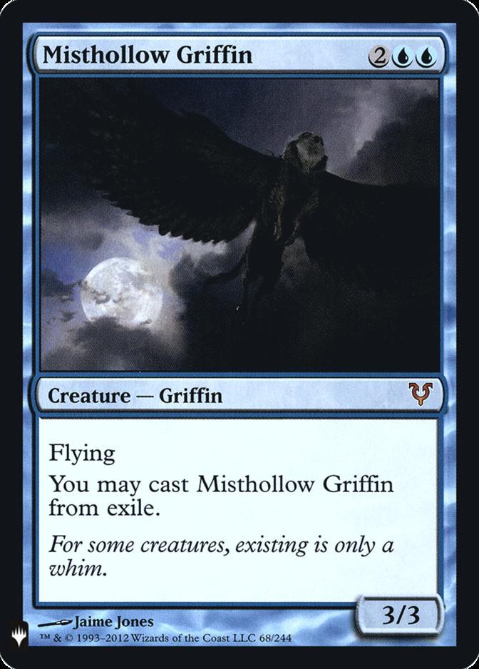 Misthollow Griffin [FMB1] (F)