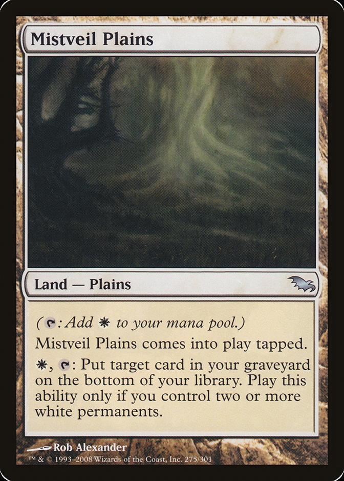 Mistveil Plains [SHM]