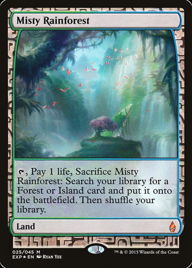 Misty Rainforest [EXP]