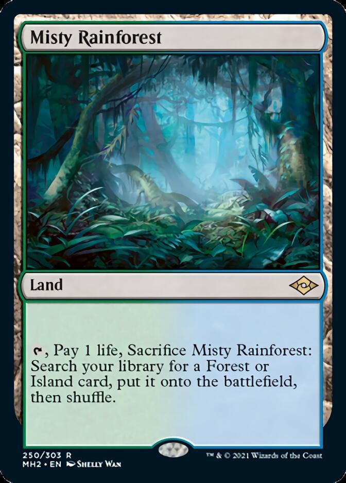 Misty Rainforest [MH2]