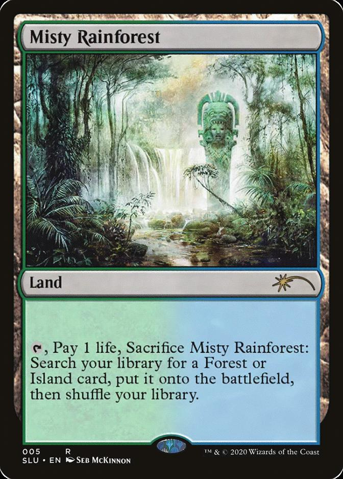 Misty Rainforest [SLU]