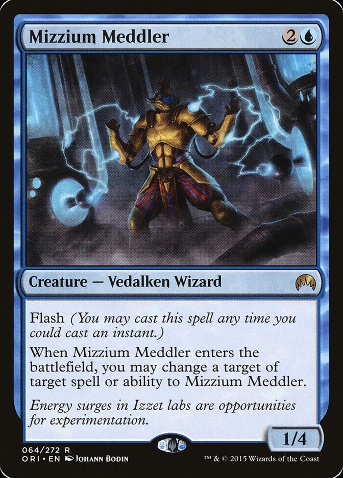 Mizzium Meddler [ORI]