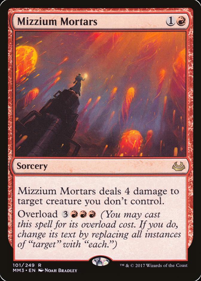 Mizzium Mortars [MM3]