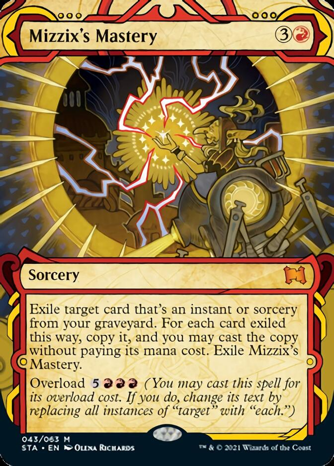 Mizzix's Mastery [STA]