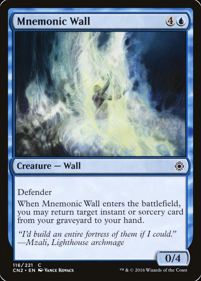 Mnemonic Wall [CN2]