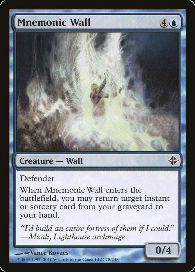 Mnemonic Wall [ROE]