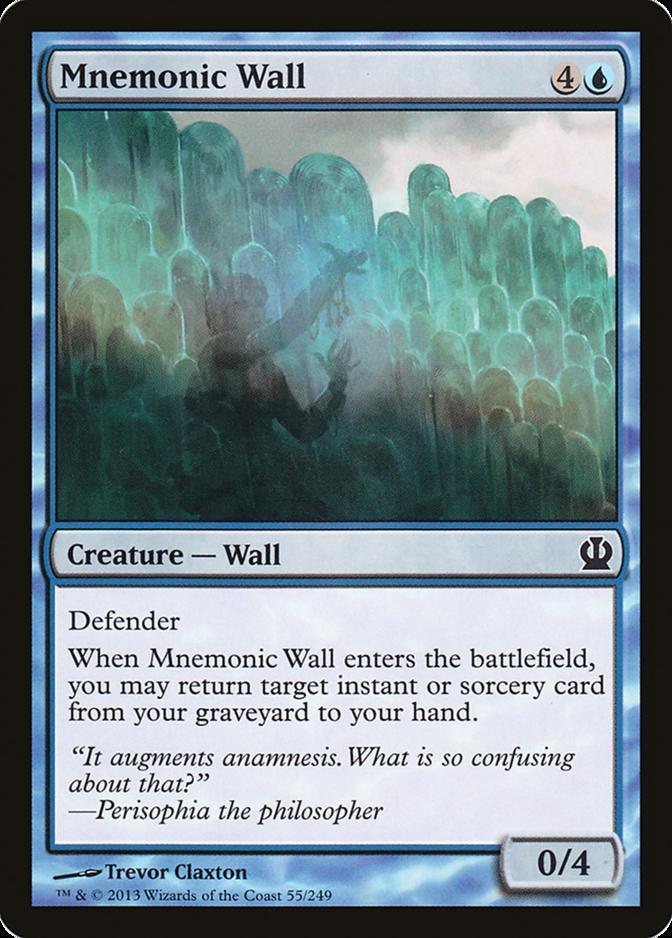 Mnemonic Wall [THS]