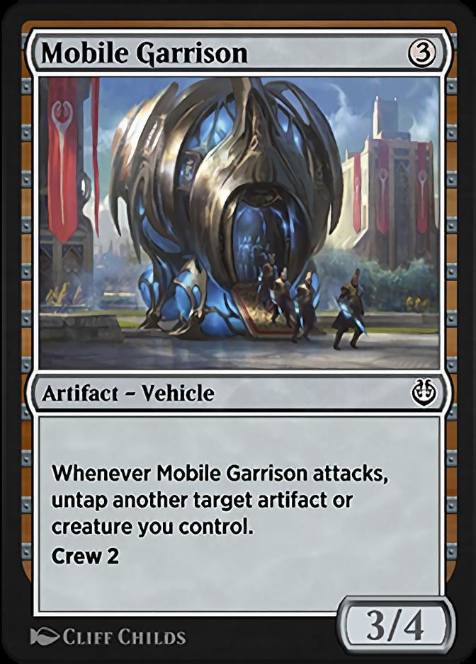 Mobile Garrison [KLR]