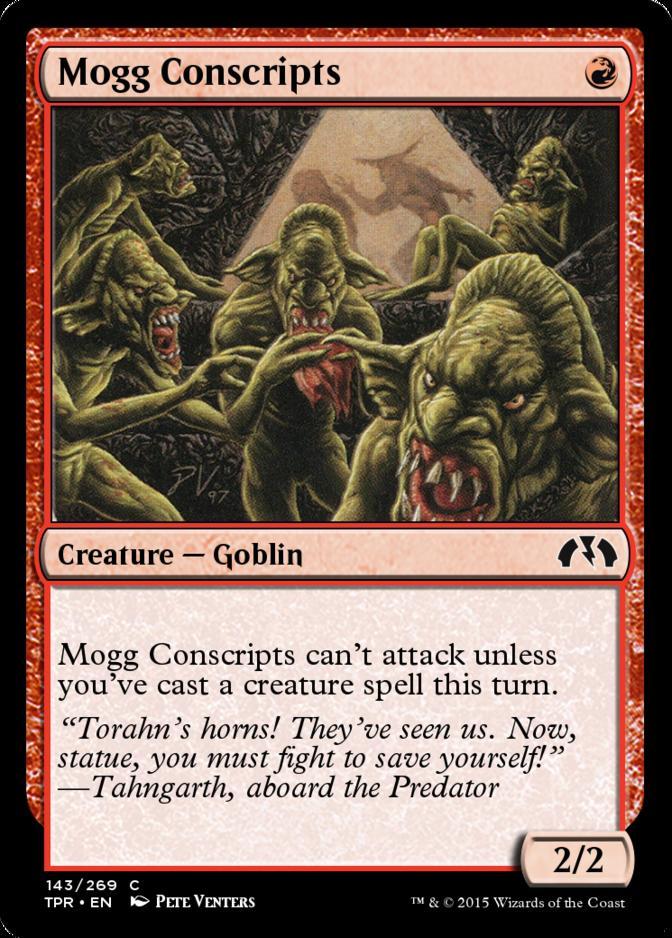 Mogg Conscripts [TPR]