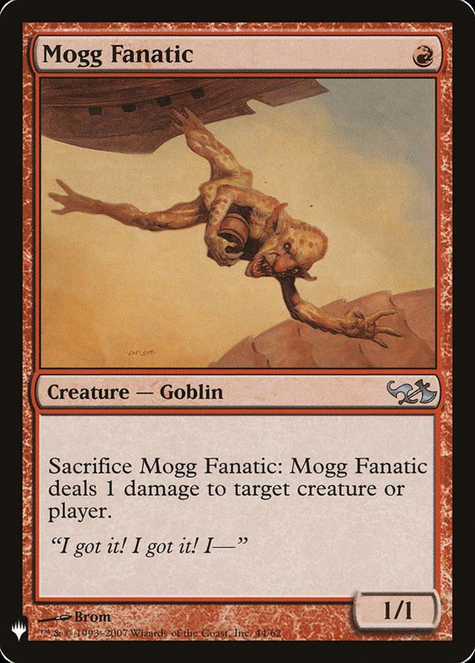 Mogg Fanatic [MB1]
