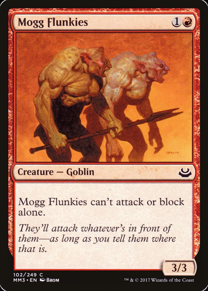 Mogg Flunkies [MM3]