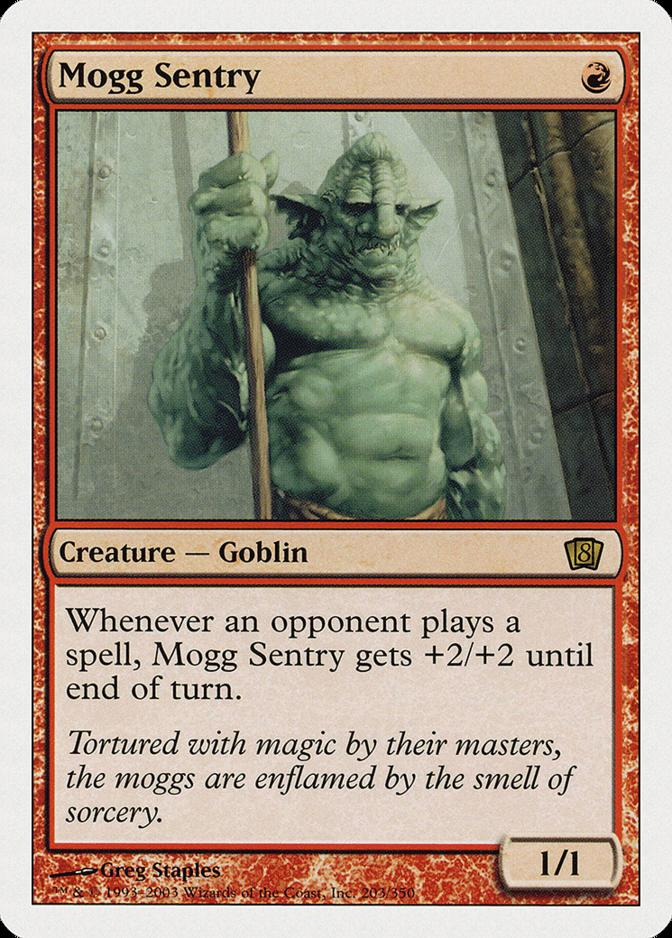 Mogg Sentry [8ED]