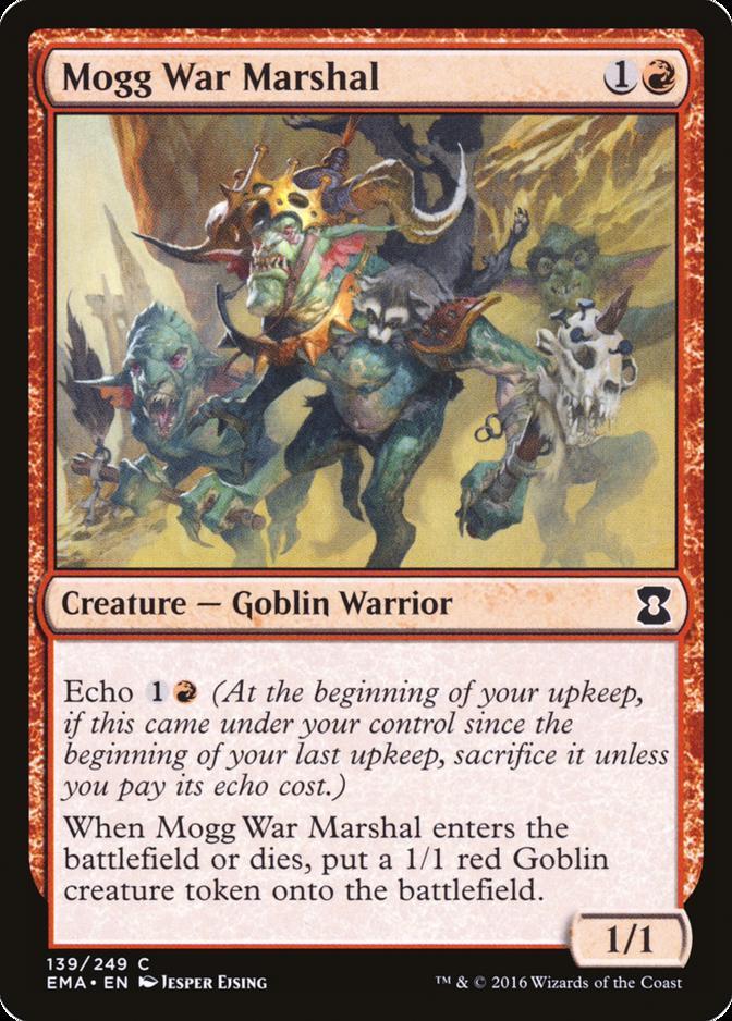 Mogg War Marshal [EMA] (F)