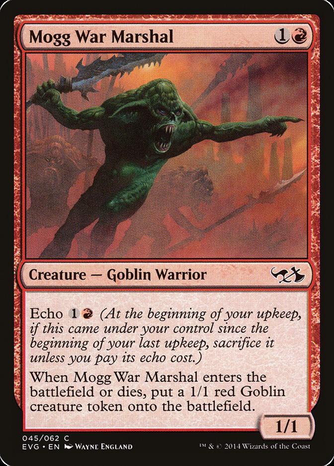 Mogg War Marshal [EVG]