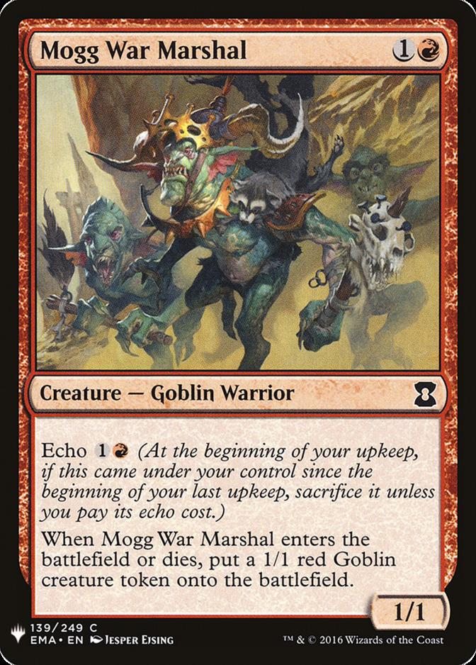 Mogg War Marshal [MB1]