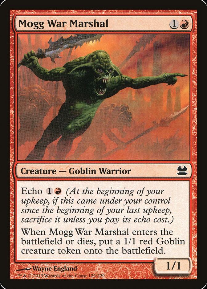 Mogg War Marshal [MMA] (F)
