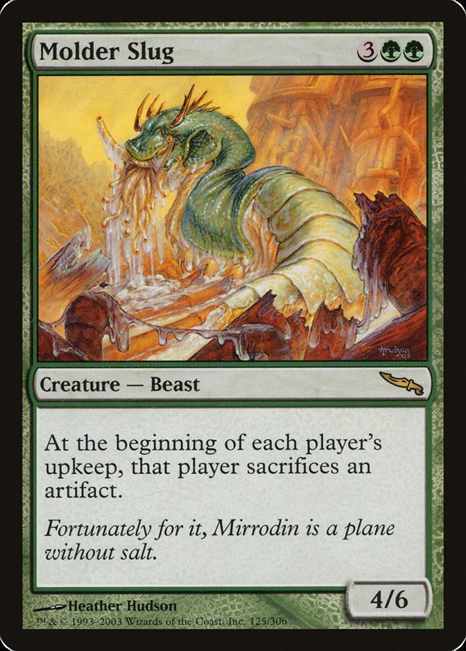 Molder Slug [MRD]