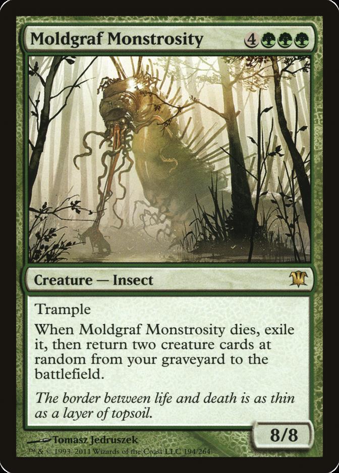 Moldgraf Monstrosity [ISD]