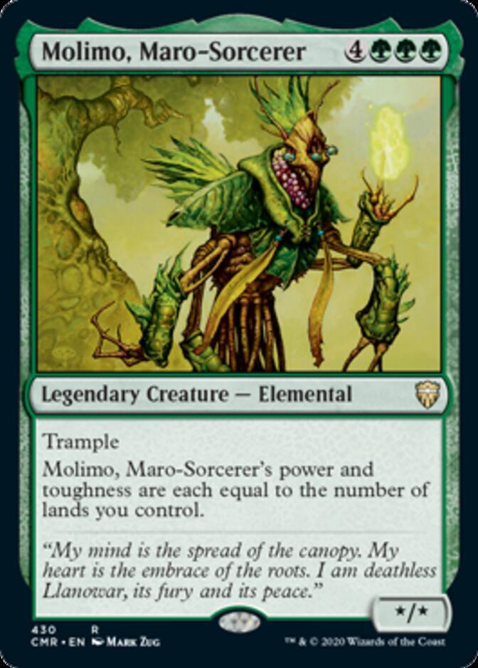 Molimo, Maro-Sorcerer <precon> [CMR]