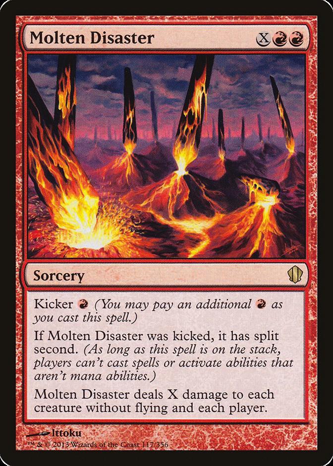 Molten Disaster [C13]