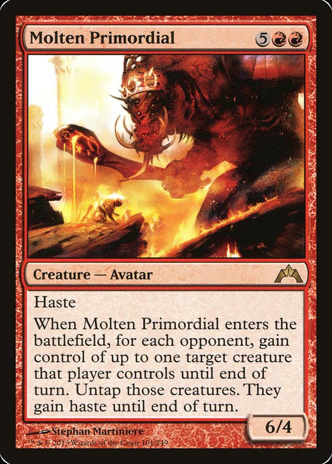 Molten Primordial [GTC]