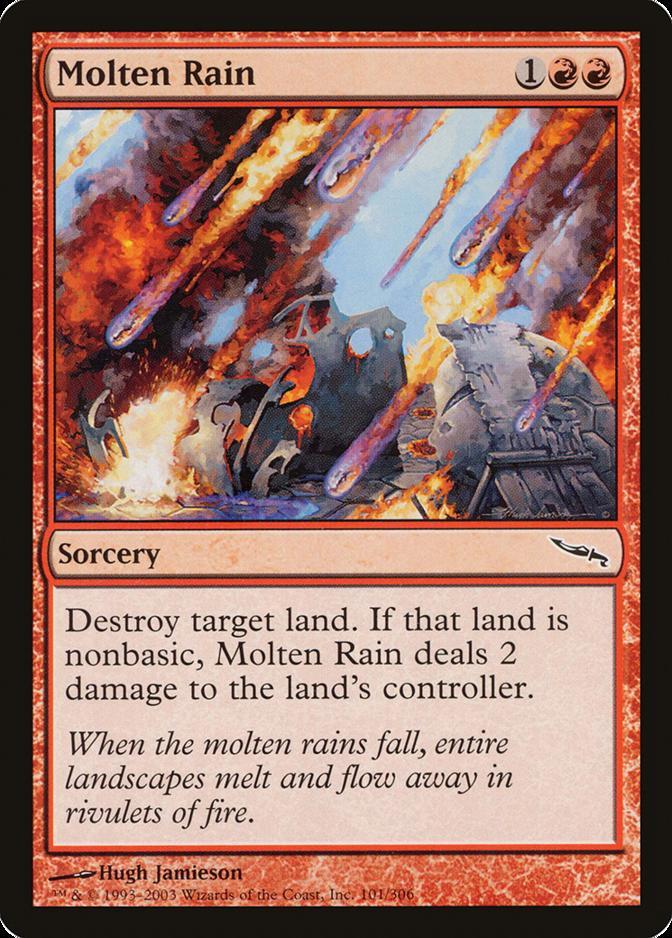 Molten Rain [MRD]