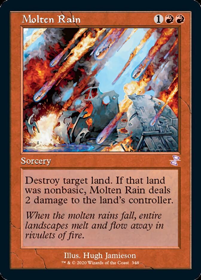Molten Rain <timeshifted> [TSR]