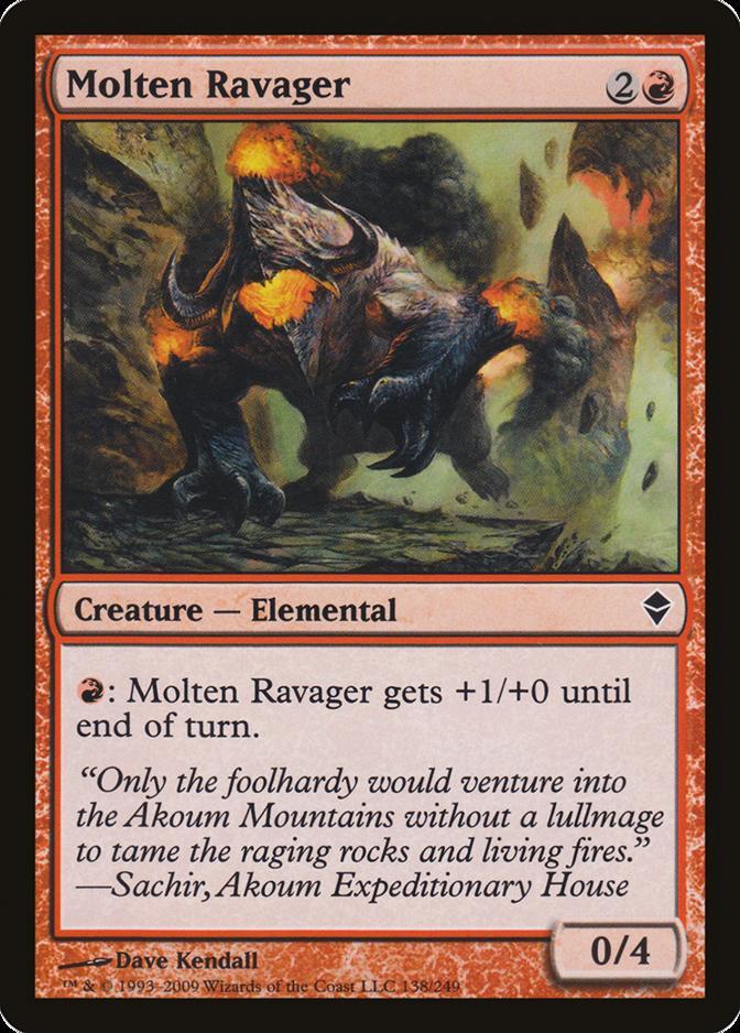 Molten Ravager [ZEN]