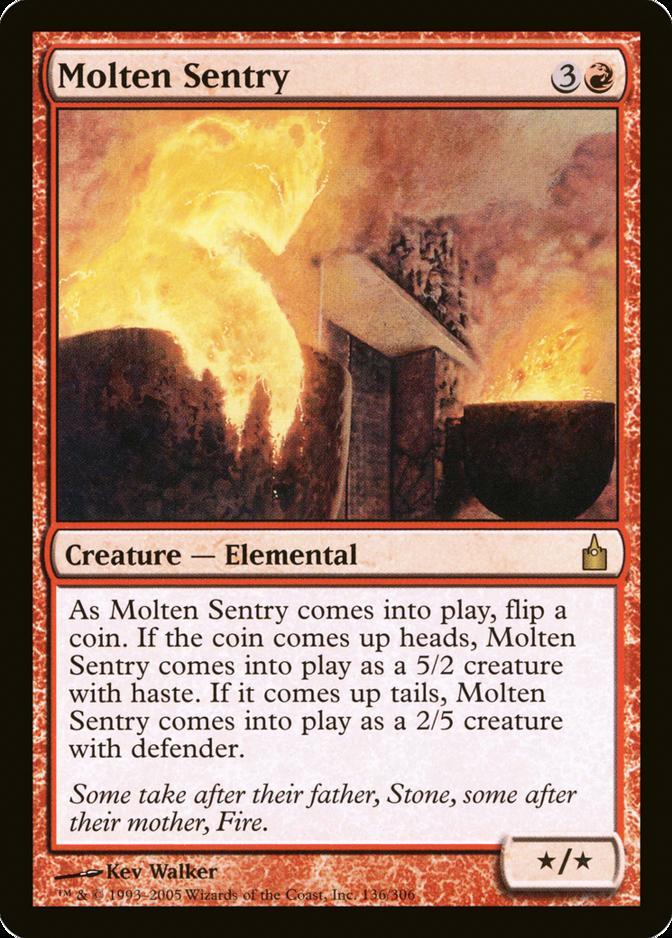 Molten Sentry [RAV]