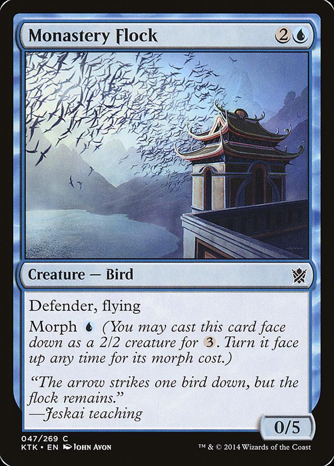 Monastery Flock [KTK] (F)