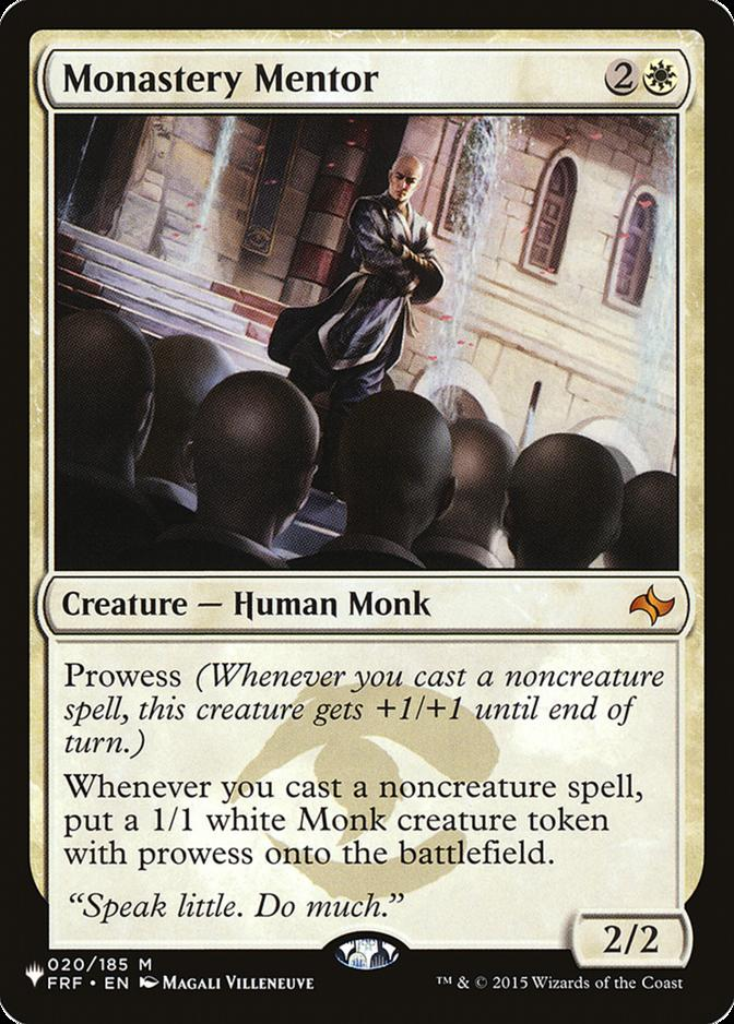 Monastery Mentor [PLIST]