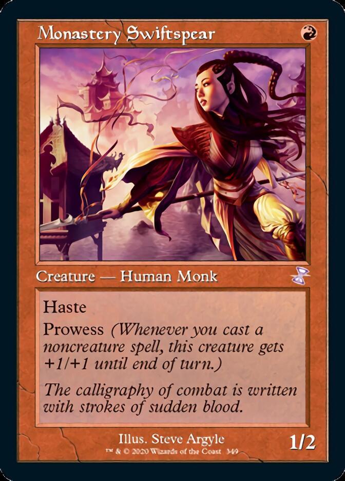 Monastery Swiftspear <timeshifted> [TSR]
