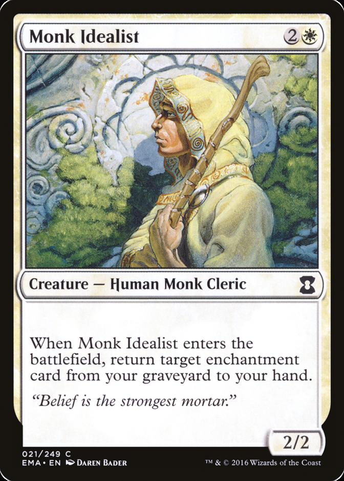 Monk Idealist [EMA]